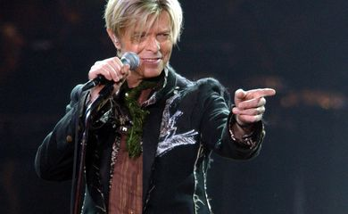 David Bowie obit