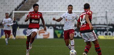 Flamengo 0 x 1 Fluminense