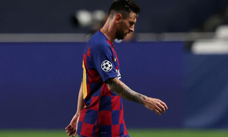 FILE PHOTO: Champions League - Quarter Final - FC Barcelona v Bayern Munich