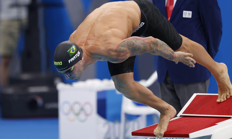 Bruno Fratus, natação, tóquio 2020, olimpíada