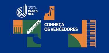 Banner final Festival Rádio MEC 2021 - arte para destaque primário