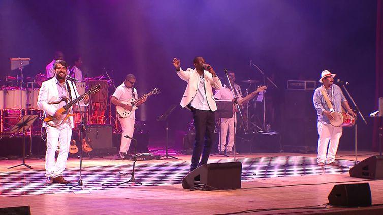 O grupo Batifun é destaque na programaçaõ de Verão da TV Brasil