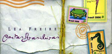 """Álbum """"Cartas Brasileiras"""", de Léa Freire"""