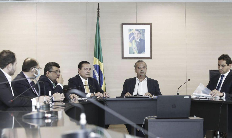 O Ministério do Desenvolvimento Regional, projeto Sistema Seridó