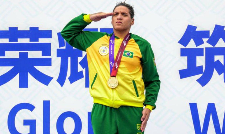 Jogos Mundiais Militares, Ana Marcela Cunha, natação, esportes