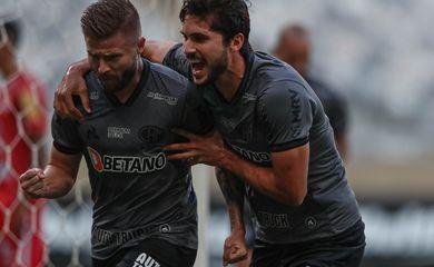 Atlético-MG empata com Tombense em  1 a 1 e se garante na 14ª final seguida do Estadual  - em 08/05/2021