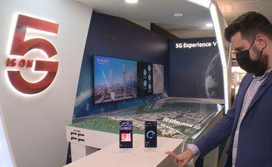 Parque tecnológico de Brasília oferece experiências em 5G