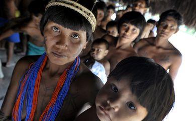 Indígenas Waimiri-Atroari ou índios Kinja