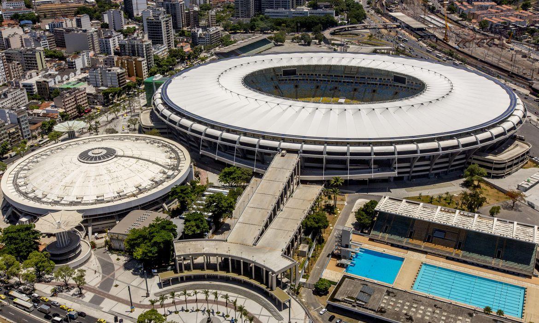 Daniel Basil - PORTAL DA COPA - Rio de Janeiro - Maracanã - Fevereiro de 2014 Detalhes da permissão This photograph was produced by the official website of Portal da Copa. The website states: