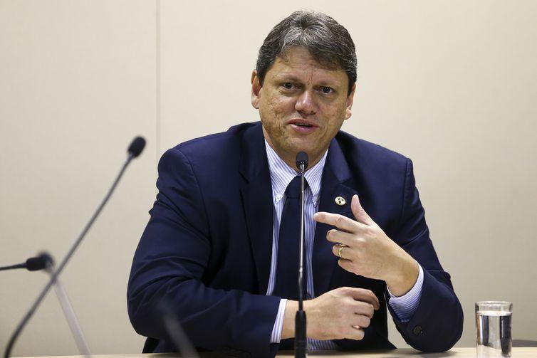 Ministro assina portarias de revisão de áreas de poligonais de portos