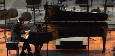 Apresentação traz como convidado o pianista Philipp Scheucher