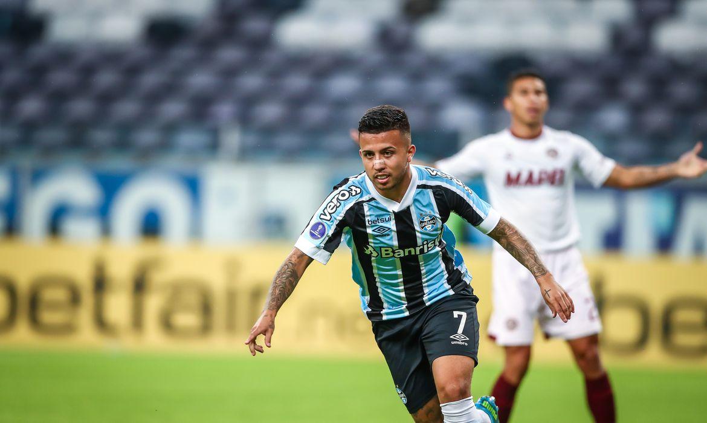 Gremio, Lanus, Copa Sul-Americano