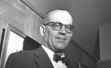 O escritor João Guimarães Rosa
