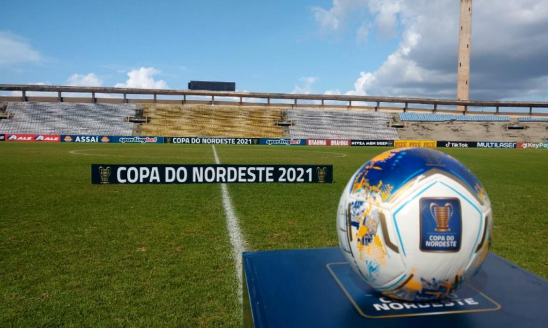 Copa do Nordeste, Bola 2021