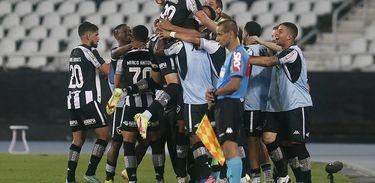 Botafogo 2 x 0 Sampaio Corrêa