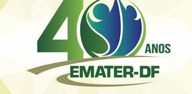 40 anos Emater-DF