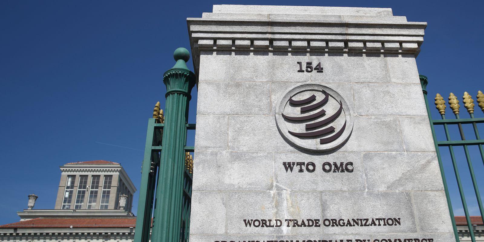 Sede da OMC em Genebra