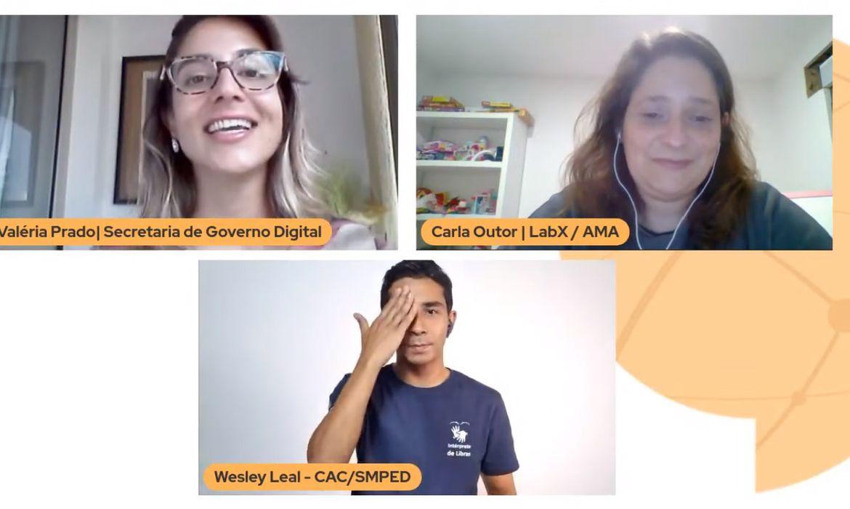 Lançamento Rede Linguagem Simples Brasil.
