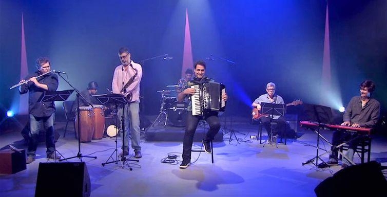 Da nova geração da música instrumental, Kiko Horta se apresenta ao lado de grandes músicos