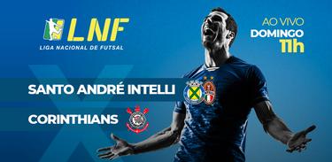 LNF Santo André Intelli x Corinthians