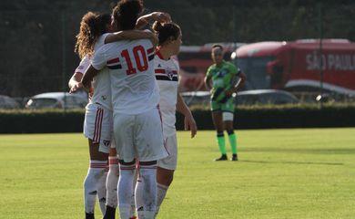 São Paulo vence Minas-DF por 3 a 0 - Brasileiro Feminino - em 29/05/2021