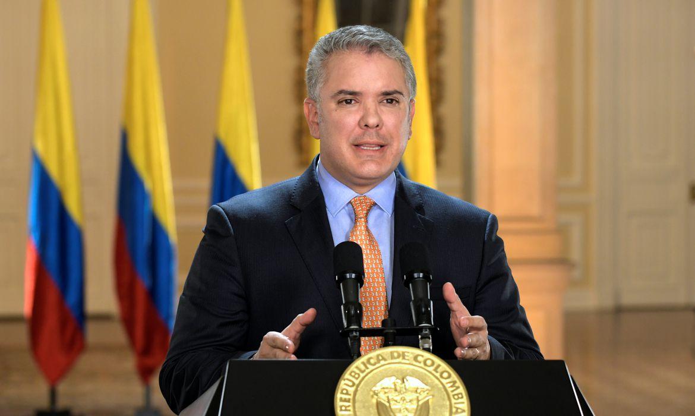 Presidente da Colômbia, Iván Duque