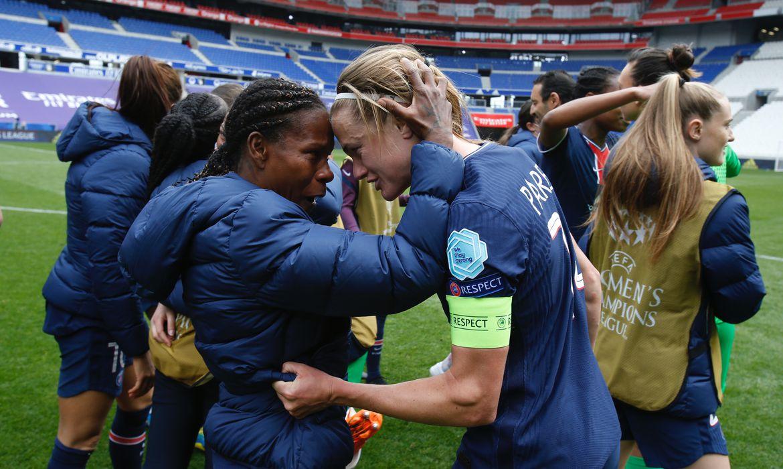 Champions  PSG elimina pentacampeão Lyon: 2 a 1