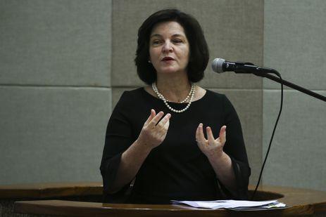 A Procuradora-Geral da República, Raquel Dodge participa da abertura do seminário Justiça Começa na Infância: a Era dos Direitos Positivos, no Ministério da Justiça.