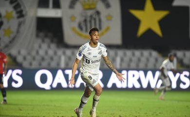 Santos, Independiente, Sul-Americana, Kaio Jorge