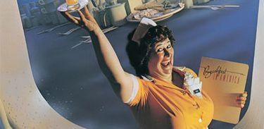 "Álbum ""Breakfast in America"", do Supertramp"