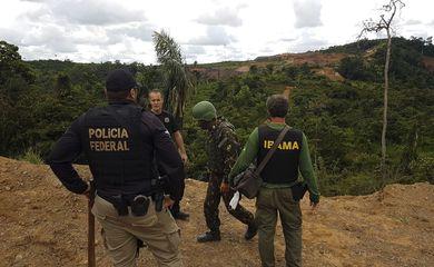 Operação Verde Brasil,Garimpo ilegal, Marabá