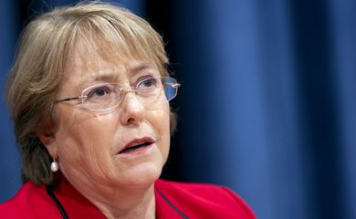 Atual presidente do Chile, Michelle Bachelet deixa o cargo em 11 de março