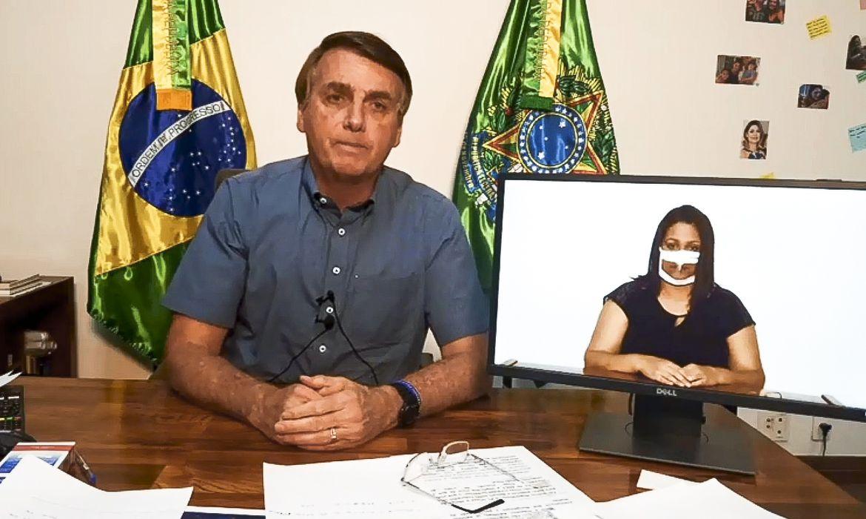 Live bolsonaro