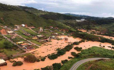 Inundações em Santa Maria de Itabira