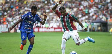 Fluminense 0 x 1 CSA