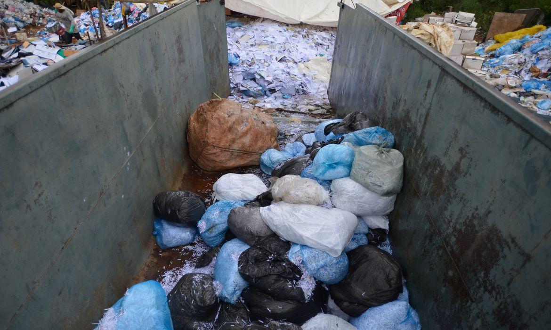 Catadores; Lixão; Reciclagem