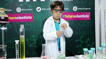 Os estudantes são os protagonistas da Semana de Ciência e Tecnologia