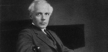 Béla Bartók, compositor húngaro