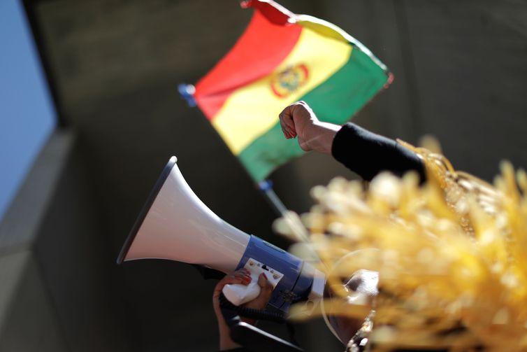 Eleições presidenciais na Bolívia