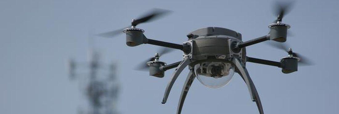 Drone fins recreativos