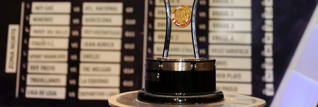 Além da taça de campeão, o vencedor da Copa Sul-Americana garante vaga na Libertadores de 2015, na Recopa Sul-Americana e vai representar o continente na Copa Suruga