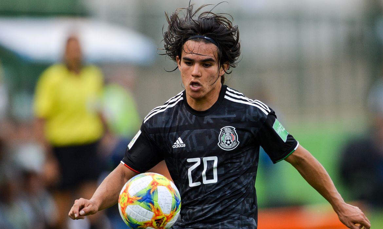 México e Holanda se enfrentam pela semi-final da Copa do Mundo Sub-17