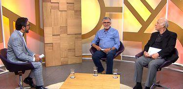 Maranhão Viegas conversa com Erasto Fortes e Célio da Cunha no Diálogo Brasil