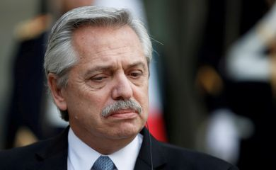 .Presidente argentino, Alberto Fernández