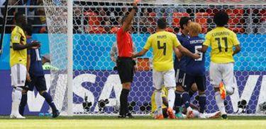 Colômbia e Japão se reencontram depois de goleada no Brasil - REUTERS/ Darren Staples / Direitos Reservados