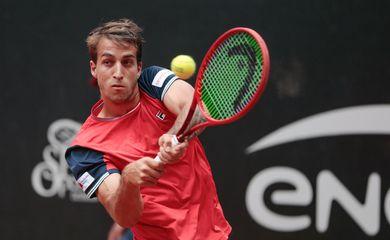 Tenista Felipe Meligeni conquista ATP Challenger de São Pauo