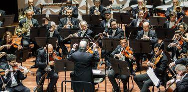 Orquestra Sinfônica Brasileira se apresenta na Sala Cecília Meireles