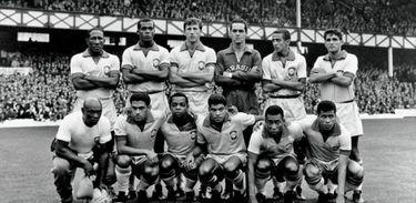 Altair também jogou a Copa de 1966