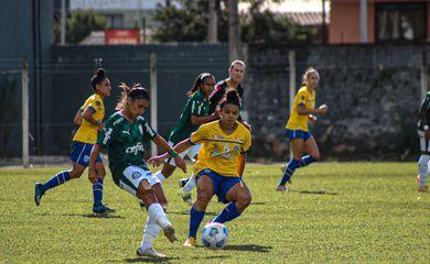 Palmeiras vence por 3 a 0 Avaí/Kindermann fora de casa - Brasileiro Feminino - futebol feminino - em 21/04/2021