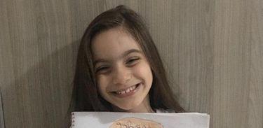 Sofia Laura 8 anos